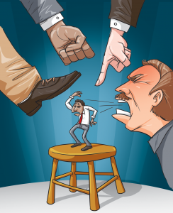 Resultado de imagem para violencia no trabalho